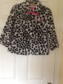 Girls Disney coat age 7/8 as new from non smoking home