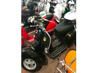 LML Star Deluxe 125cc 125 Scooter automatic 1-OWNER
