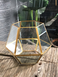 GEO candle holders/terrariums (14)