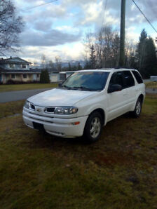 2002 Oldsmobile Bravada Reduced
