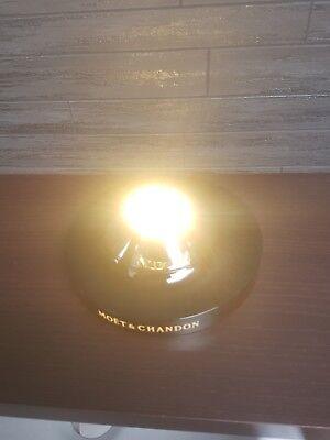 MOET CHANDON CHAMPAGNE LED LUMINOUS ILLUMINATED METHUSELAH  BOTTLE LIGHT