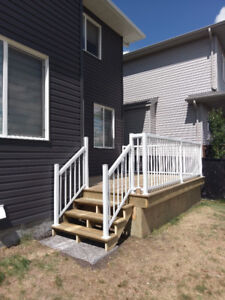 Free quotes for deck fence garages and more
