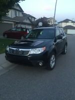 2009 Subaru Forester **3 year warranty**
