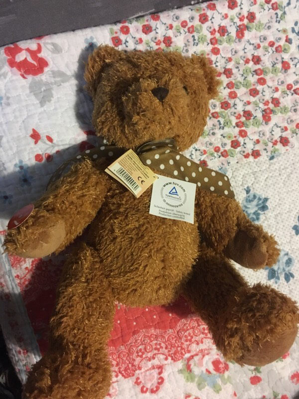 Limited edition Hermann Collection Teddy