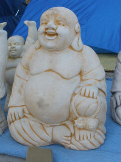 Laughing Buddha Statue Salisbury Brisbane South West Preview
