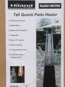 Brand New Patio Heater