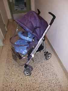 Poussette bébé confort avec landau à vendre West Island Greater Montréal image 2