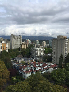 Newly renovated Bachelor/ Studio Downtown-West End Greater Vancouver Area image 1