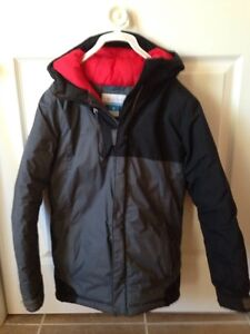 Columbia boys winter coat size M