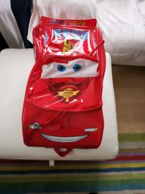 "Disney ""Cars"" kids suitcase"