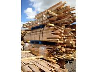 Timber mixed pallets