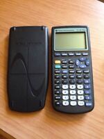 Texas Instruments TI - 83 graphing calculator