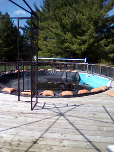 26 FT Swimming Pool