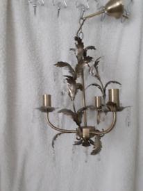 Decorative light fitting