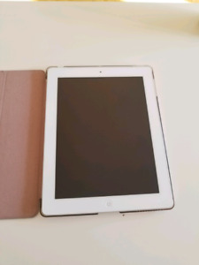 Apple iPad 4: rarely used, perfect condition, refurbished!!