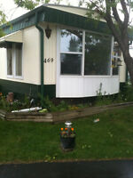 Mobile Home in Greenwood Village NW Calgary