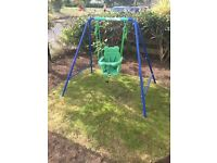 Great little Baby swing for up to 24months
