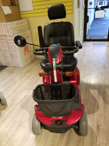 Pride Celebrity DX Sport Mobility Scooter