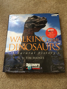 Walking with Dinosaurs hardcover book for sale