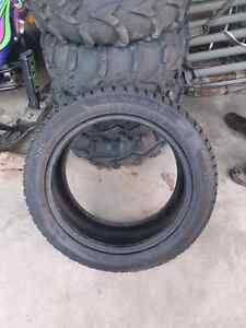 215/50/17.91 winter tires, brand new condition