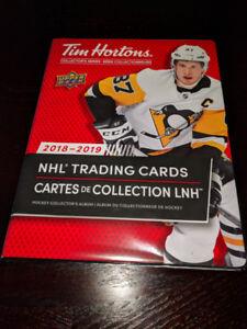 Trade hockey cards