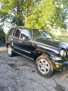 2007 Jeep Liberty, PARTS VEHICLE ONLY