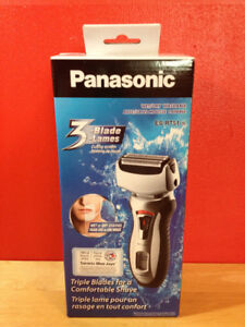 Panasonic Wet/Dry Washable Electric Shaver - Like New