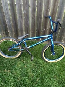 Blue Verde BMX