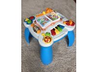 Leapfrog learn and grove musical activity table