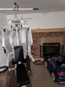 Exercise Equipment for sale. Mint condition. Barely used