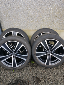 19 inch alloys ford kuga