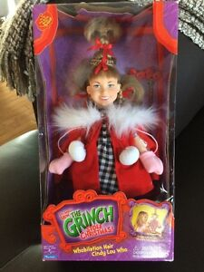 Playmates Universal Cindy Lou Who Doll