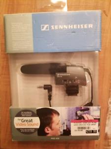 Micro Sennheiser MKE400