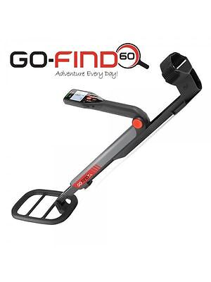 Minelab GO Find 60 Metal Detector 3231-0003 - GorillaSpoke, Free P&P IRE & UK