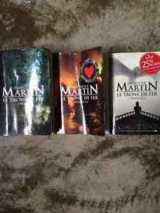 Livre Games of Thrones Québec City Québec image 1