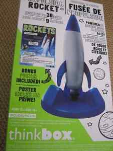 New Build Your Own Propulsion Rocket....by Thinkbox St. John's Newfoundland image 3