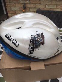 Boys Star Wars Clone Wars Cycle/Bike Helmet Size 50-56cm
