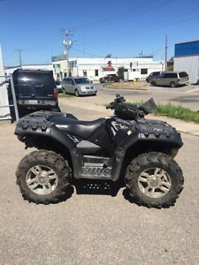 2009 Polaris sportsman 850