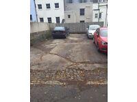 Bristol city centre, parking spaces available