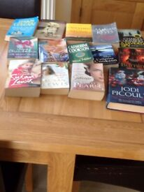 Bag of 14 books