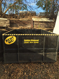 Best Rates-Dumpster-Bins-Waste Containers-Garbage Bin Rentals Kitchener / Waterloo Kitchener Area image 9