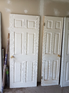 "interior door 20""; and 24"""