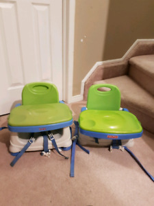 Fisher Price space saver booster feeding chair