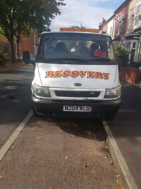 Ford transit 2.4tdci Recovery Truck
