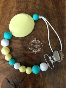 Fidgets - Silicone and wood teething necklaces toys & more Kitchener / Waterloo Kitchener Area image 9