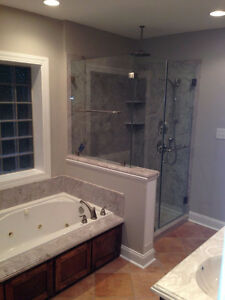 Shower Bases ,Shower Walls Vanity Tops and More Cambridge Kitchener Area image 2