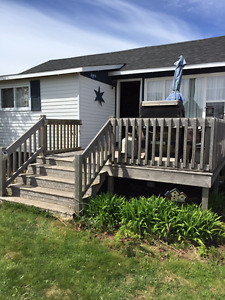 Shediac Cottage for rent - 4 min walk to Parlee Beach!