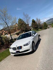 BMW 550xi Gran Turismo