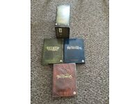 Lord of rings DVDs set