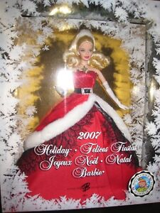 Holiday Barbie Collectibles $40 each